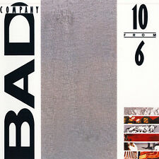BAD COMPANY CD - 10 FROM 6: GREATEST HITS (2008) - NEW UNOPENED - ROCK