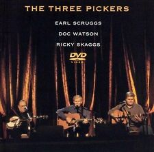 USED (VG) The Three Pickers (2003) (DVD)