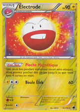 Electrode Reverse - N&B:Glaciation Plasma - 33/116-Carte Pokemon Neuve Française