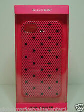 Sexy Victoria's Secret Hot Pink black polka dots case iPhone 4 / 4S Models Cover