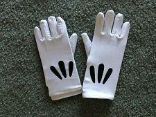 Disney Minnie Gloves For Girls Costume Brand New Halloween