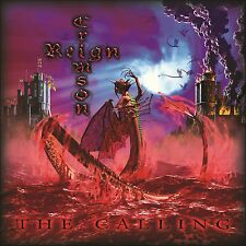 CRIMSON REIGN - The Calling (NEW*US METAL PRIVATE*METAL CHURCH*SAVATAGE*C.GLORY)