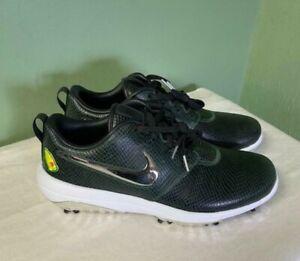 Nike Roshe Golf Tour NRG Masters Rare Comfort BQ4813-300 Snake Pack Size 10