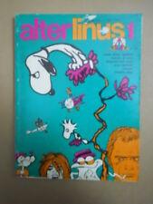 ALTER LINUS n°1 1975 Braccio di ferro Alack Sinner Dick Tracy [MZ1]