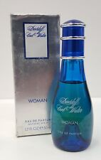 Davidoff Cool Water 1.7oz  Women's Eau de Parfum NIB, Rare, Hard To Find