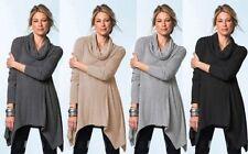 S Langarm Damenkleider im Tuniken-Stil
