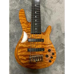 Excellent! YAMAHA TRB-JP2 6-Strings John Patitucci Model Bass w/Hardcase