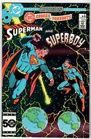 DC Comics Presents #87 Superman & Superboy 1985 Crisis 1st App Superboy Prime