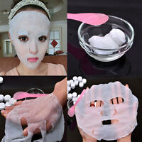 Skin assistant 100Pcs Beauty Skin Care Face Compressed Facial Mask Safety Masque