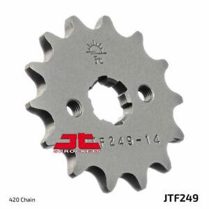 NICHE 420 Pitch Front 14T Rear 33T Drive Sprocket Kit For 2003-2009 Kawasaki KLX110