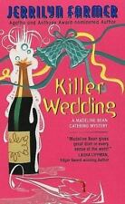 Killer Wedding (Madeline Bean Catering Mysteries #3)-ExLibrary