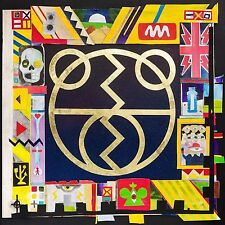 The 2 Bears - The Night Is Young - CD Album (2014) Hot Chip - Brand New