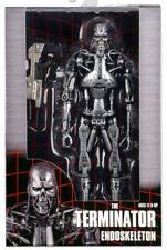 NECA Terminator T-800 Endoskeleton Action Figure Classic Terminator
