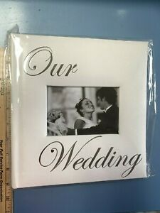 """Our Wedding"" Photo Album By Malden International Designs"
