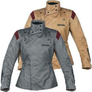 Spada Rushwick Ladies Motorcycle Jacket Waterproof Motorbike Jacket