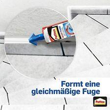 Pattex Neue Fuge Sanitär Silikon Kartusche 280 ml Weiß 3-Fach Anti-Schimmel