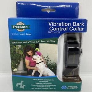 "Pet Safe Vibration Bark Control Collar, Fits Neck Sizes up to 28"""