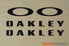 PEGATINA STICKER VINILO Oakley ropa wear
