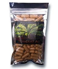 Tongkat Ali Extract / Longjack ( 200:1 Equivalent to 60g ), 30-90 Veg Capsules