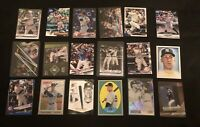 Lot Of 50 New York Yankees Plus An Extra 5 Aaron Judge Baseball Cards!!!
