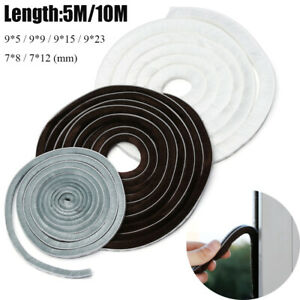 Brush Pile Weatherstrip Door And Window Seal Self Adhesive Sealing Strip