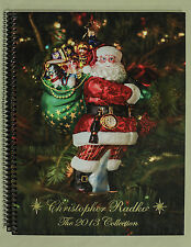 RADKO 2013 CATALOG - ITEM PRICES IN THE CATALOG - 160 COLOR PAGES - SPIRAL BOUND