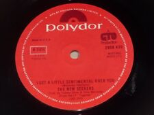 "New Seekers / Peter Paul & Marty: I Get A Little Sentimental   UK  1974  EX+  7"""