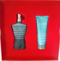 Jean Paul Gaultier * Le Male * SET * 75ml Eau de Toilette +75ml DG NEU  OVP