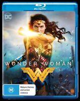 Wonder Woman (Blu-ray, 2017) : NEW