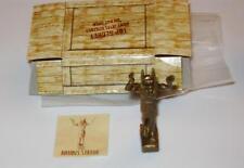 Custom / Kitbash Relic - 1/6 Anubis Statue Desk Size - diorama accessory loose