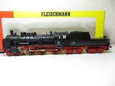 217HO - Fleischmann HO 4826 - Dampflok BR 38 3346 schwarz DB - OVP - kl. Fehler
