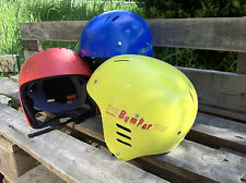 Bumper Helmet - YELLOW - Adult - Kayak,Canoe,Sail,Watersports,Centre,Instructor