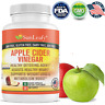 Raw Apple Cider Vinegar Mother Detox Metabolism Boost  Weight Loss -60 capsules