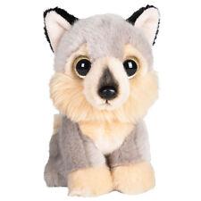 "Adventure Planet Big Sparkle Eyes Wolf - Super-Soft 7"" Stuffed Animal Plush Toy"
