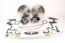 Rear Disc Brake Conversion Kit for Standard GM 10 /12 Bolt Rear End CARS only
