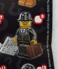 Lego 8833 Series 8 #8 BUSINESSMAN figure Collectible Minifigure New Sealed