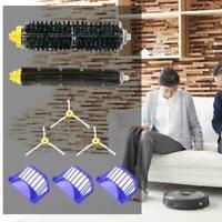 Filter Pinsel Ersatz Teil Kit für iRobot Roomba 600serie Zubehör Kit H2C9 U1S4