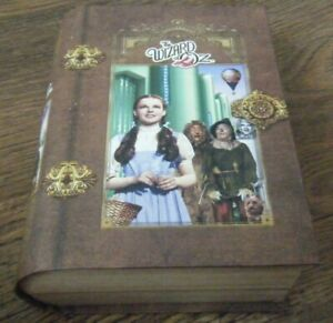 THE WIZZARD OF OZ  75TH ANNIVERSARY 1000 PIECE JIGSAW PUZZLE BAG NEVER OPENED