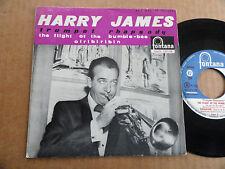 """DISQUE 45T DE HARRY JAMES  """" TRUMPET RHAPSODY """""""
