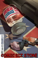 AMERICAN CARNAGE #7 (2019) 1ST PRINTING BAGGED & BOARDED DC COMICS UNIVERSE