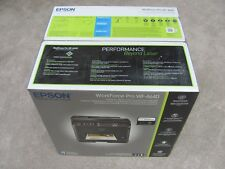 Brand New Epson WorkForce Pro WF-4640 Wireless Color All-in-One Inkjet Printer