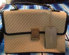 NWT! Designer Jason Wu Target Classic Summer Straw Satchel Bag Crossbody Strap
