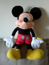 NWT Disney Mickey Mouse Stuffed Animal Cuddle Pillow Figurine Toy Kids #482-3/4