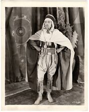 THE SON OF THE SHEIK 1926 Rudolph Valentino as the Elder Sheik Ahmed Ben Hassan