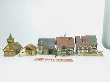 bm412-3 #5X Vollmer h0 Maison à ossature bois etc : 20512+