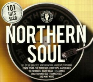101 Northern Soul CD *NEW & SEALED*