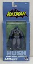 Batman Hush Series 3 Stealth Jumper Batman DC Direct NIP 14+ 2005 S201-7