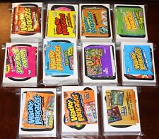 WACKY PACKAGES ANS 1 2 3 4 5 6 7 8 9 10 11 COMPLETE SETS 575 CARDS +FREE WRAPPER