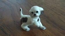 Vintage Hagen Renaker mutsey hound dog puppy figurine ceramic miniature animal