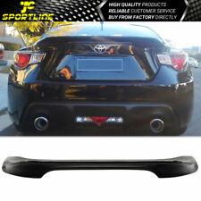 Fits 2013-2019 Scion FRS Subaru BRZ TR Trunk Spoiler Painted Raven Black #D4S
